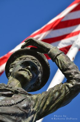 The Public is Invited to Two Memorial Day Services