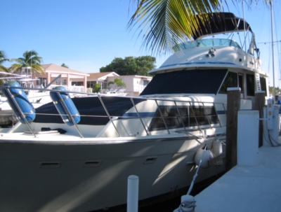 52-Foot Yacht Stolen in Tavernier