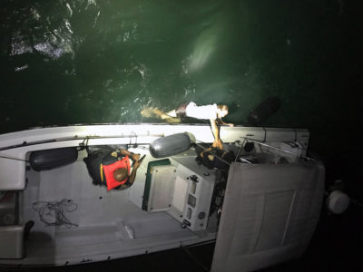 Man Flees Deputies at Speeds Over 100 MPH, Jumps into Ocean, and Hides Under Bridge