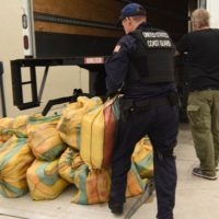 Coast Guard Offloads Approximately $15 Million Worth of Cocaine