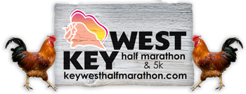 Warm Weather and Scenic Course Mark 20th Key West Half Marathon