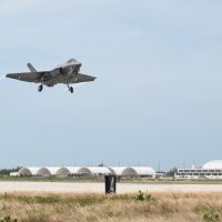 F-35s at NAS Key West