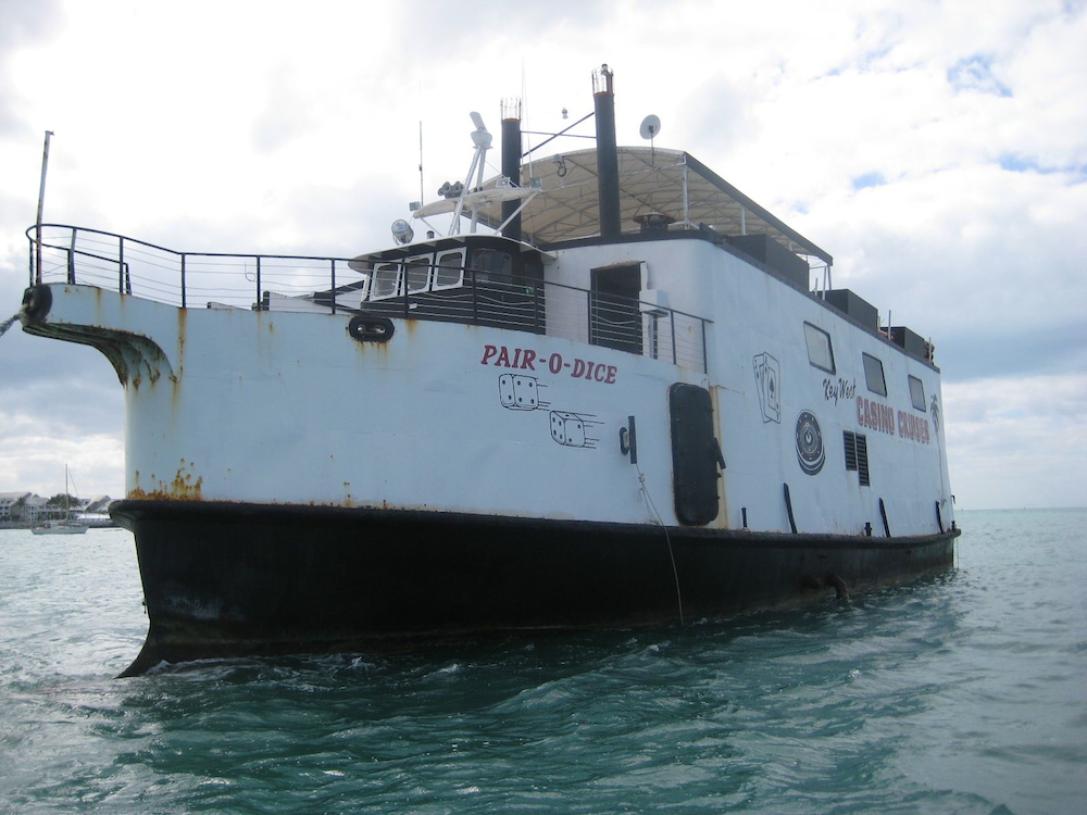 Casino Boat Key West