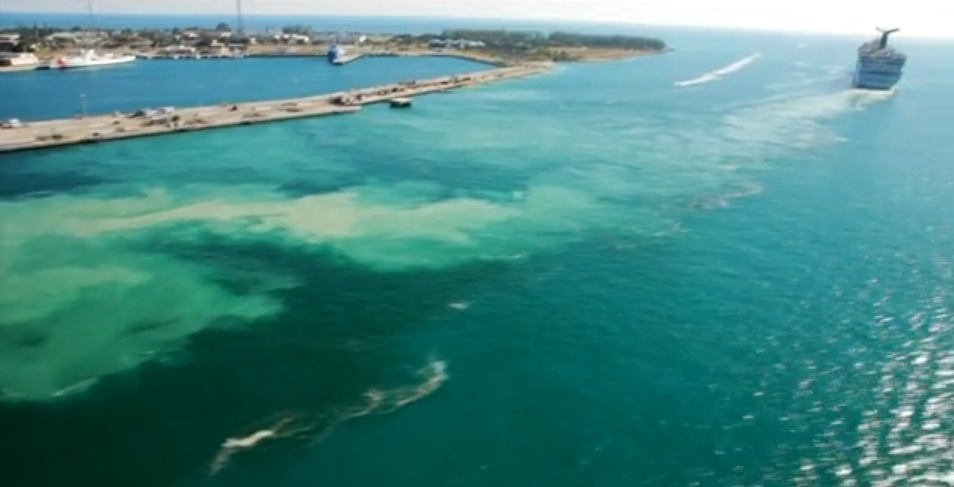 Facts And Myths About Dredging Key Wests Channel Wider To - Cruise ships key west