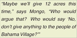 Mongo quote