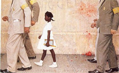 Photo of Painting by Norman Rockwell