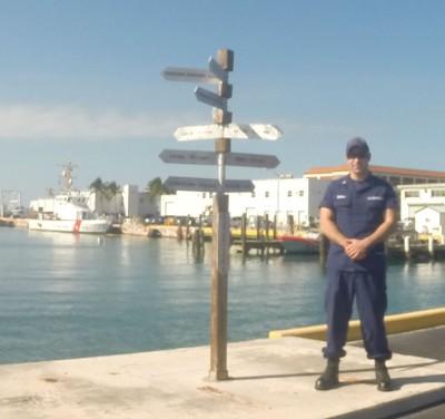 Inside Sector Key West