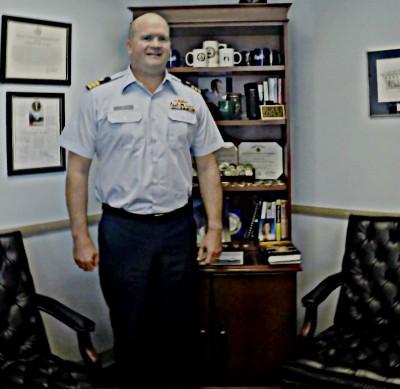 USCG, Commander Reed, Key West