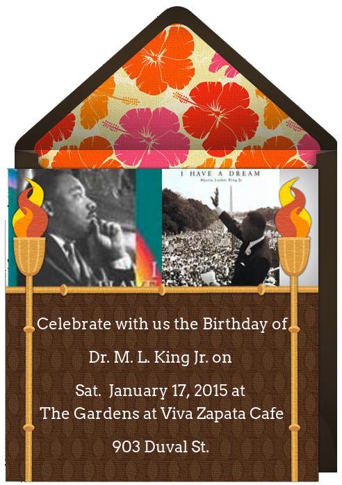 Celebrate Dr. Martin Luther King Jr.'s Birthday at Viva ...