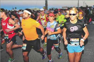 17th Annual Key West Half Marathon and 5K Race Set for Sunday, January 18th