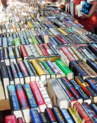 Friends of KW Library Book Sale, Jan. 9