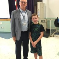 Young Entrepreneur Appearing on ABC's Shark Tank Speaks to Monroe County Schools Students