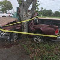 Man Dies in Crash During Storm