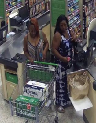 Detectives Asking for Help Identifying Two Suspects in Credit Card Theft...