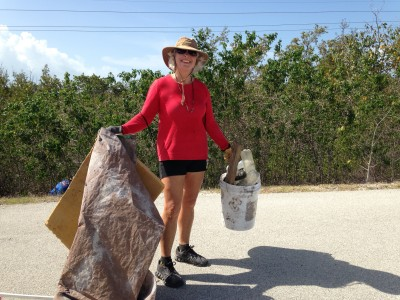 GLEE Partners with DEP Overseas Heritage Trail for Cleanups
