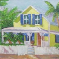 """Key West, en Plein Air"" Featured Artist Nancy Henning"