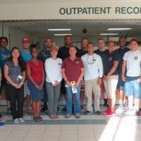 Monroe County Partners Go Door-to-Door to Zap Zika