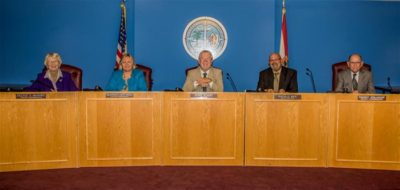 COMMISSIONERS' ETHICS VIOLATIONS: Misreporting Totaled $15.36 Million