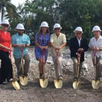 FKMCD Breaks Ground at Lower Keys Operational Facility