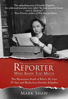 Did A Famed Journalist's Investigation Into JFK's Assassination Lead To Her Death?