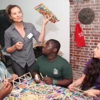 ESL Students Build New Bridges with Key West Art & Historical Society's Overseas Railway Workshop