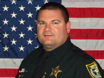 Sheriff's Deputy Injured in Crash