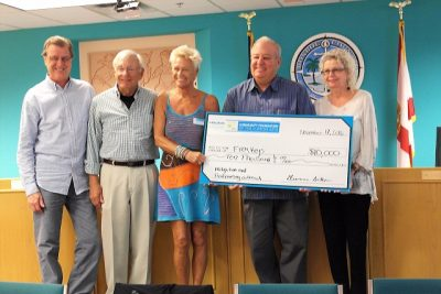 Firm Awarded Grant from Community Foundation of The Florida Keys
