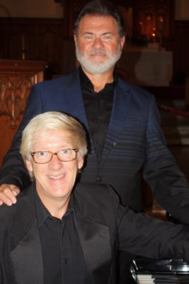 John Baird and Timothy Peterson to Perform at St. Paul's, February 17th!