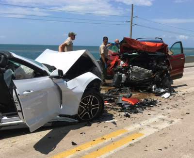 ALERT: Massive Crash on 7 Mile Bridge