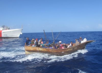 28 Cuban Migrants Found at Sea Are Returned to Cuba