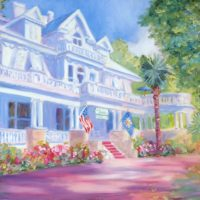 Plein Air Painters Historic Sites Show