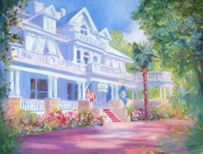 Plein Air Painters Historic Sites Show