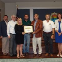 Health Department Recognizes the City of Marathon as a Healthy Weight Community Champion