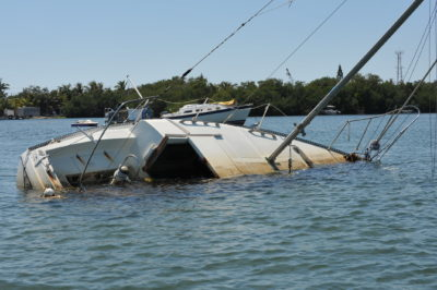 Crews Continue to Mitigate Pollution Threats from Vessels Displaced by Hurricane Irma