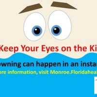 Pool Safety: Keep Your Eyes on the Kids