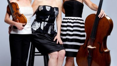 Eroica Trio to Give Impromptu Concert Performance at St. Paul's Episcopal Church on March 11