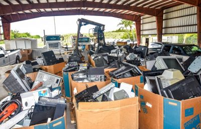 Free Electronic and Hazardous Waste Drop Off Day