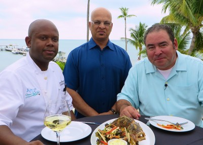 Cooking Channel's Chef Emeril Comes to Islamorada