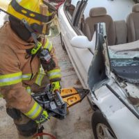 Monroe County Fire Rescue Extrication Training