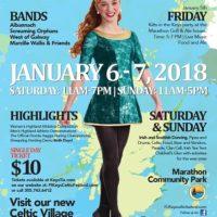 Florida Keys Celtic Festival Returns to MarathonJan. 5-7