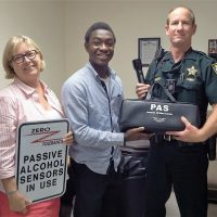 MCSO Accepts Alcohol Sensor Flashlights