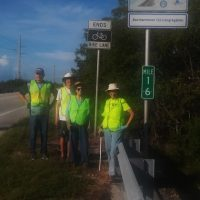 PROuuD Participated in an Adopt-A-Highway Clean Up