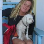 free dog lady