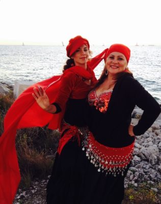 Bedazzled Southernmost Shimmies of Key West belly dancers to take the stage at The Studios of Key West