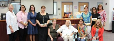 """Mr. Key West"" Hands Out $40,000 in Awards to 'Teachers of Merit' at Key West High School"