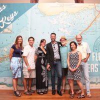 Flagler Exhibit Re-Opening Event