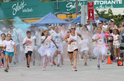 Run, Rudolph, Run:Register Now for the Festive One Human Race Colorful 5Kand Jingle Jog Hosted by May Sands Montessori