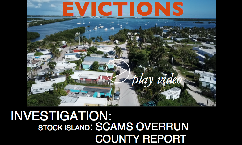 INVESTIGATION: Stock Island: Scams Overrun County Report