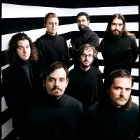 Brass-Infused 7-Piece Psych-Rockers Kansas Bible Company Live at the Green Parrot September 16, 17, 18