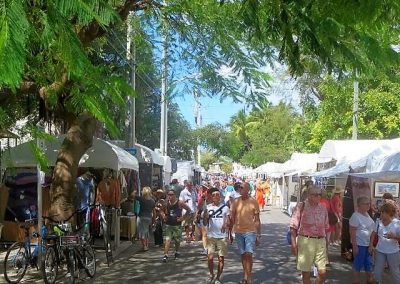 32nd Annual Key West Craft Show - January 28 and 29
